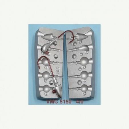 Matrita jig cod 105 10-10-10-12-16 g.