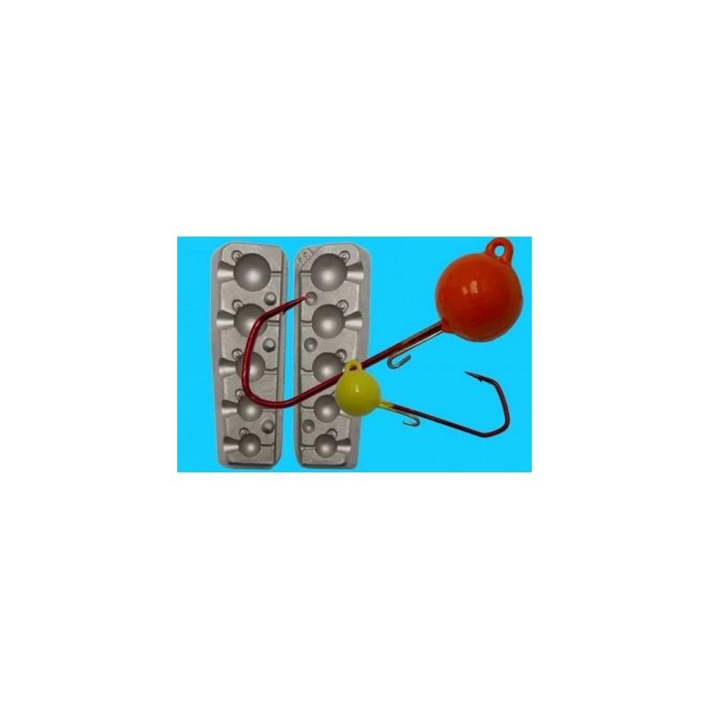 Matrita jig cod 133 9-16-20-30-42 g..