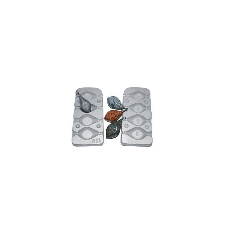 Matrita plumbi culisanti cod 311 45 / 50 / 60 / 70 Gr