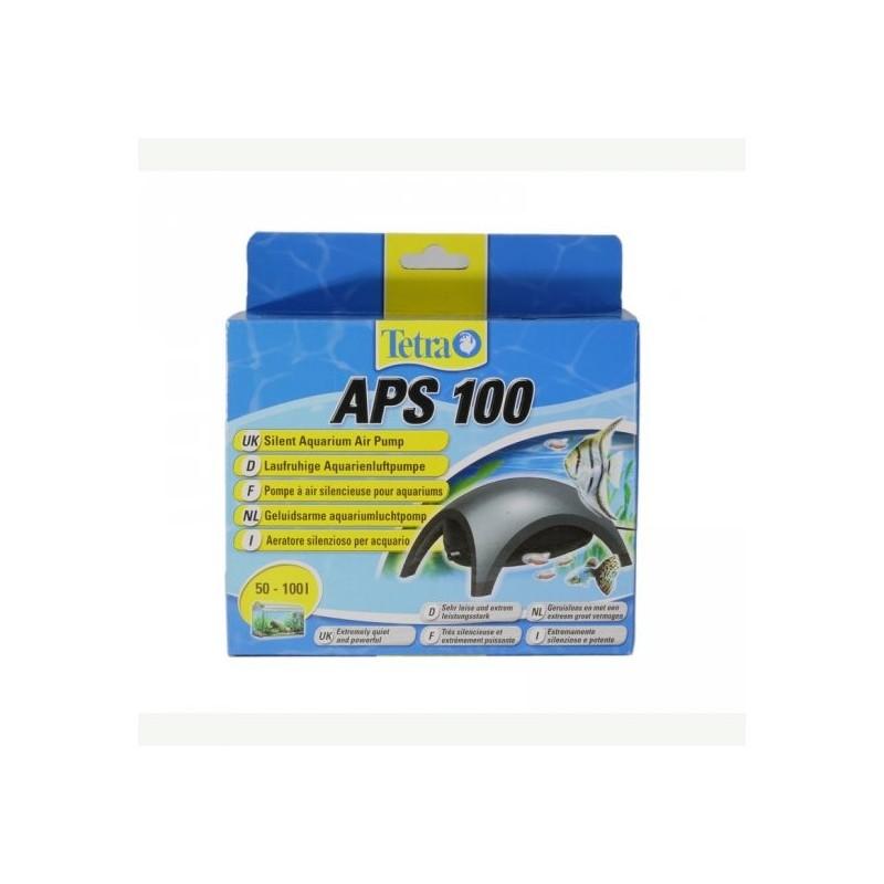Pompa TETRA APS 100 pt dispozitiv vopsire in pat fluidizat