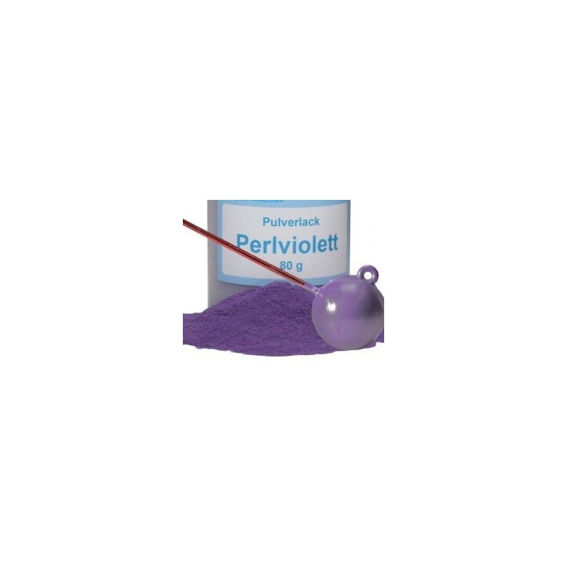 Vopsea pulbere Violet Perl 80 g