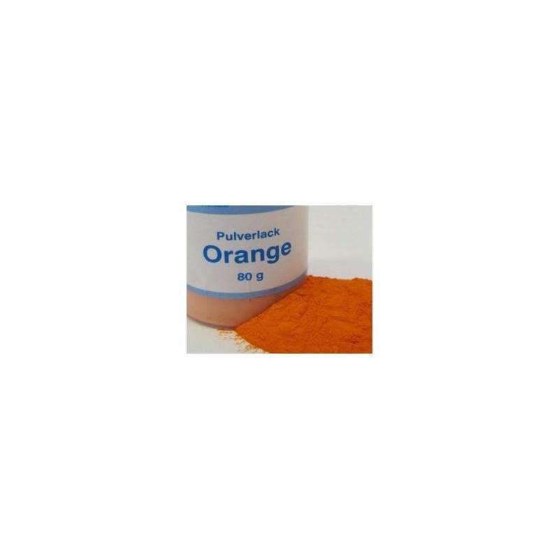 Vopsea pulbere orange 80 g
