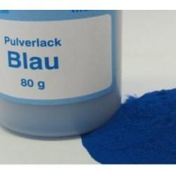Vopsea pulbere albastru 80 g