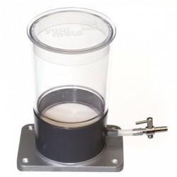 Dispozitiv vopsire in pat fluidizat  amigo