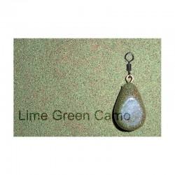 Plastifiant camuflaj eco plumbi lime green camo