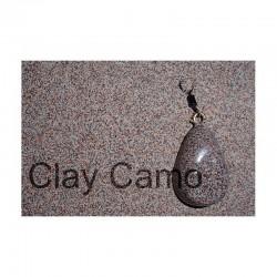 Plastifiant camuflaj plumbi clay camo