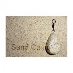 Plastifiant camuflaj plumbi sand camo