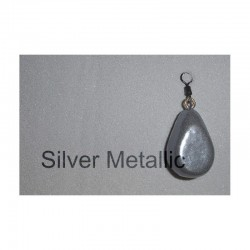 Plastifiant camuflaj plumbi silver metallic