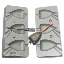 Matrita plumbi autointepare cod 080